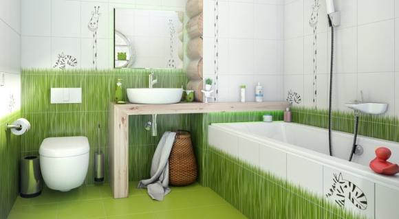 Идеи для ванной комнаты совмещённой с туалетом