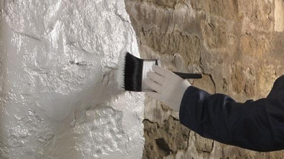 Ремонт стен без обоев