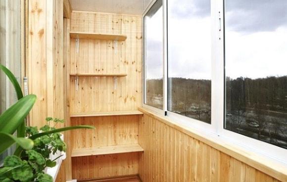 Как сделать ремонт на балконе своими руками дешево