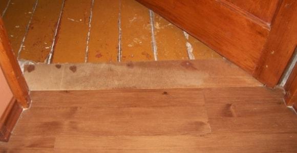 Можно ли стелить линолеум на деревянный пол в частном доме