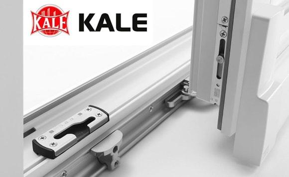 Kale (Кале) фурнитура для пластиковых окон