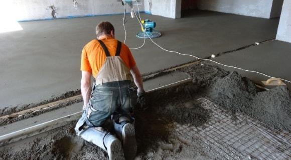 Песчано-цементная смесь для стяжки пола какая лучше