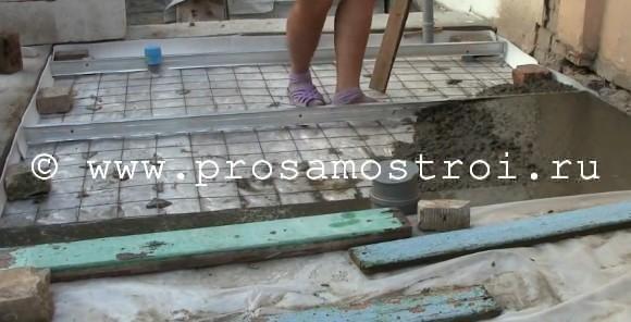 Технологии приготовления песчано цементной смеси