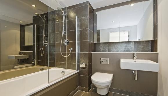 Ремонт ванной и туалета эконом класса