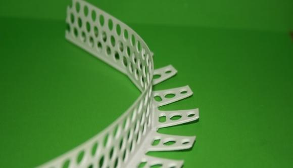 Пластиковый арочный профиль для гипсокартона