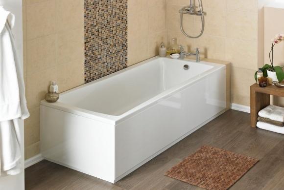 Гомогенный линолеум лучшее решение для ванной