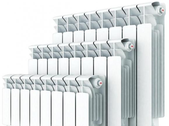 Разновидности секций радиатора