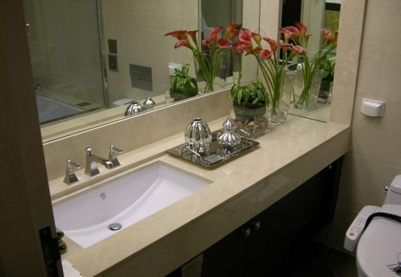 Врезные раковины для ванной под столешницу снизу