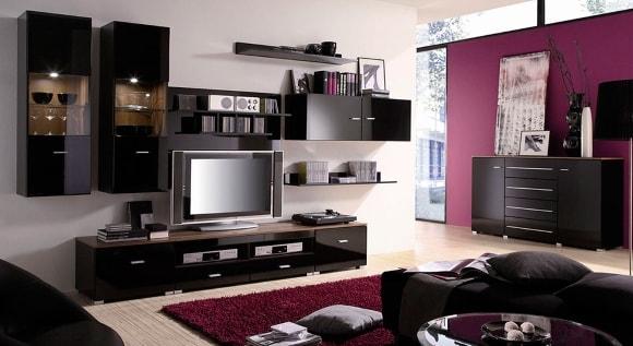 Модульная мебель эконом класса для гостиной