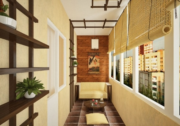 Ремонт балконов и лоджий фото