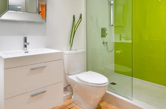 Ванная комната без ванны