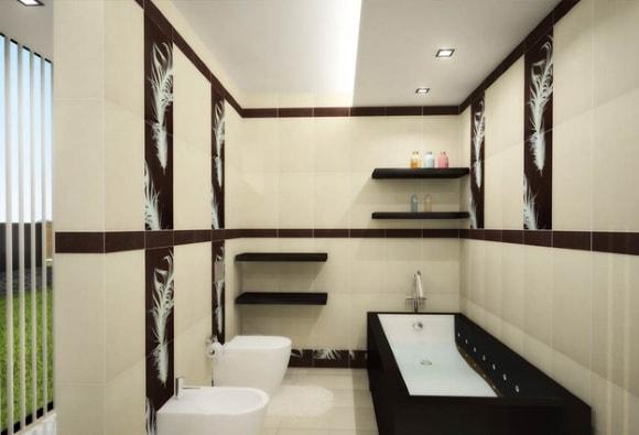 Ванная комната в обычной квартире/панельном доме