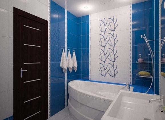 Варианты дизайна для маленькой ванной комнаты