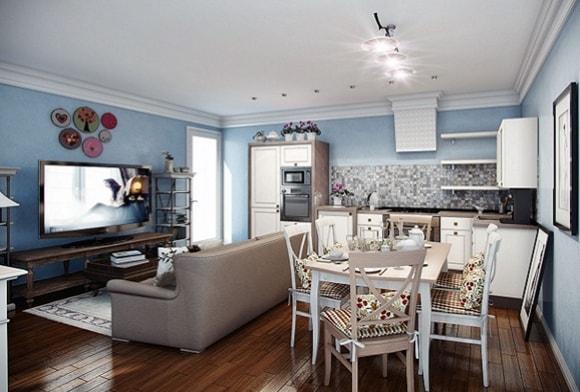 Дизайн кухни 20 кв м