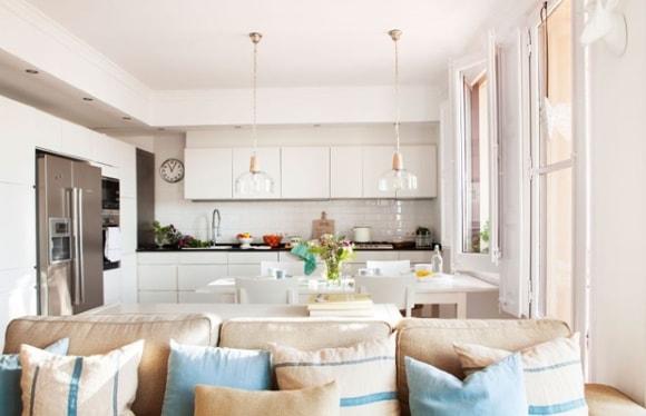Дизайн кухни 30 кв м