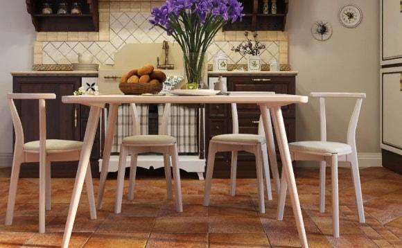 Кухонные стулья в стиле прованс