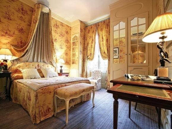 Французская спальня в стиле прованс