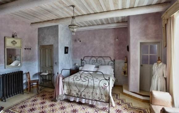 Прованская спальня, сделанная своими руками